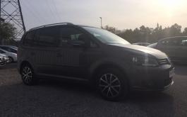 VW Touran 1,6 TDI/NAVI/PARK. SENZORI/JAMSTVO/