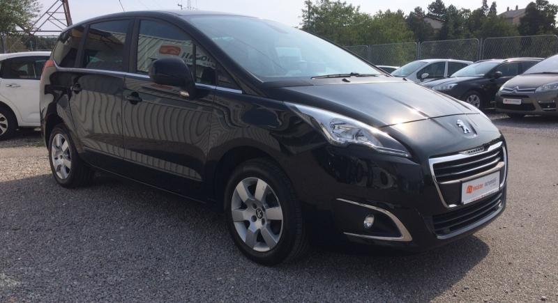 Peugeot 5008 1,6 e-HDi/NAVI/7 SJEDALA/JAMSTVO