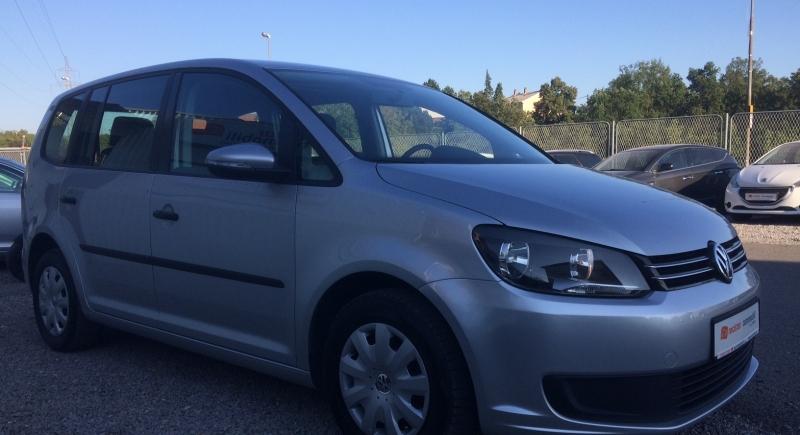 VW Touran 1,6 TDI/6 BRZINA/